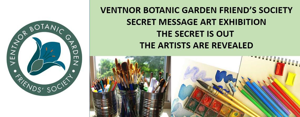 Secret Message Art Exhibition