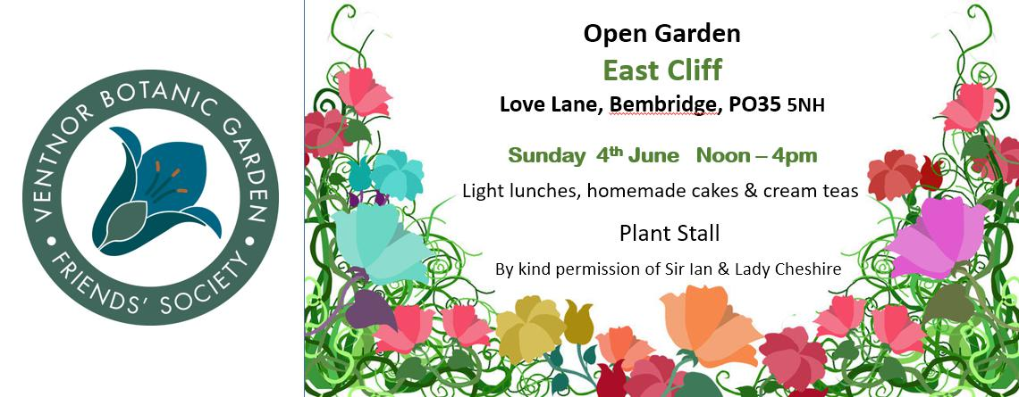 East Cliff Open Garden
