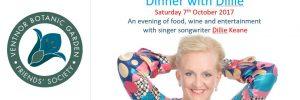 Dinner with Dillie