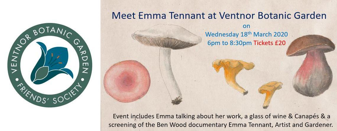 Meet Emma Tennant